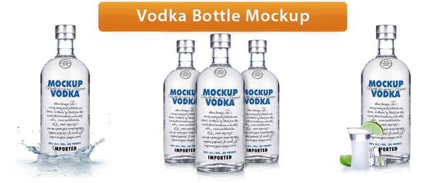 Plastic Bottle Mockup - 30