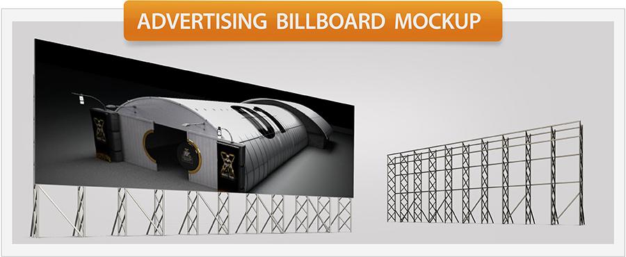 Roll-Up Banner Mockup - 39