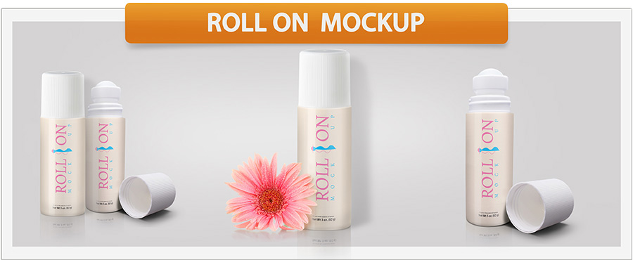 Roll-Up Banner Mockup - 17